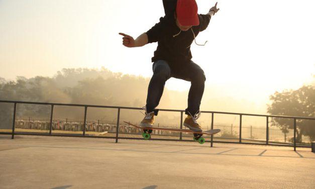 4 dicas de alongamentos para andar de skate