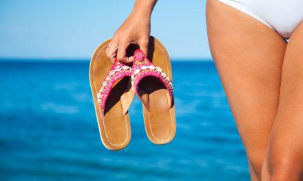 Entenda como acertar no uso de chinelos e sandálias