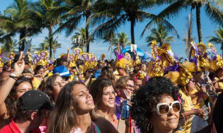 5 praias incríveis para passar o Carnaval