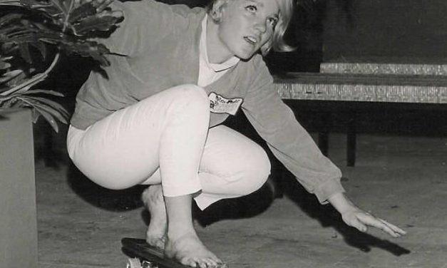 Patti McGee: a primeira mulher skatista profissional