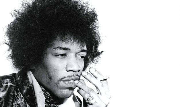 A lenda dos 27: conheça a história de Jimi Hendrix